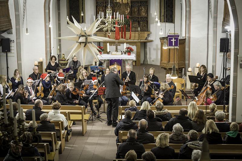 Weihnachtskonzert in der Martinskirche 2013